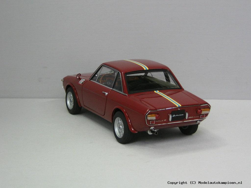 Modelautokampioen.nl > Model Cars > Lancia > 1:18 > Fulvia 1.6HF Fanalone