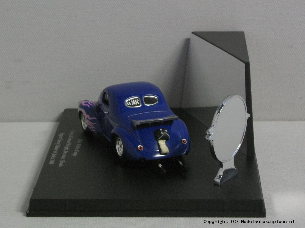 1:43 > 1940 Willys Coupe Super